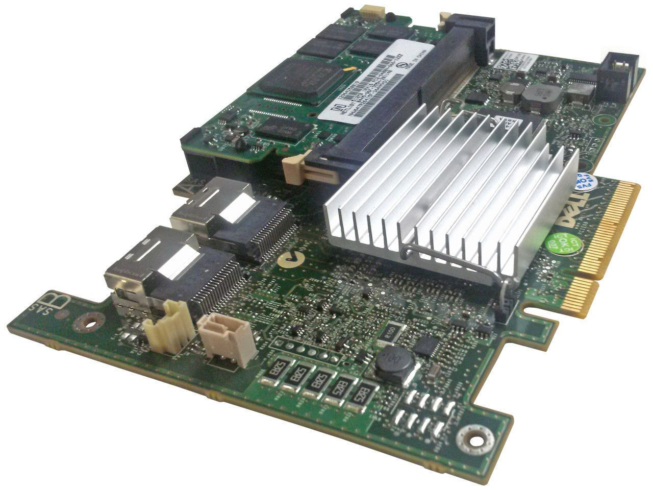Dell PowerEdge R710 PERC H700 SAS 6GB/s 512MB RAID Controller Card H2R6M